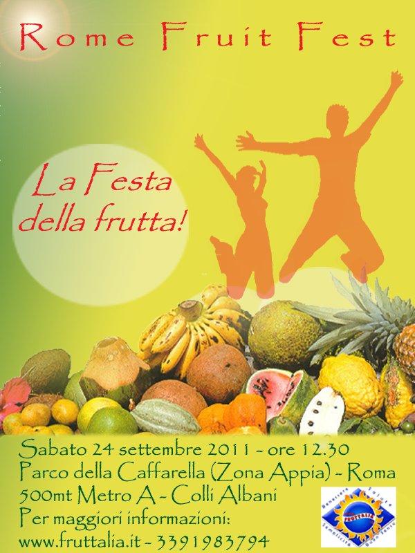 Rome Fruit Fest