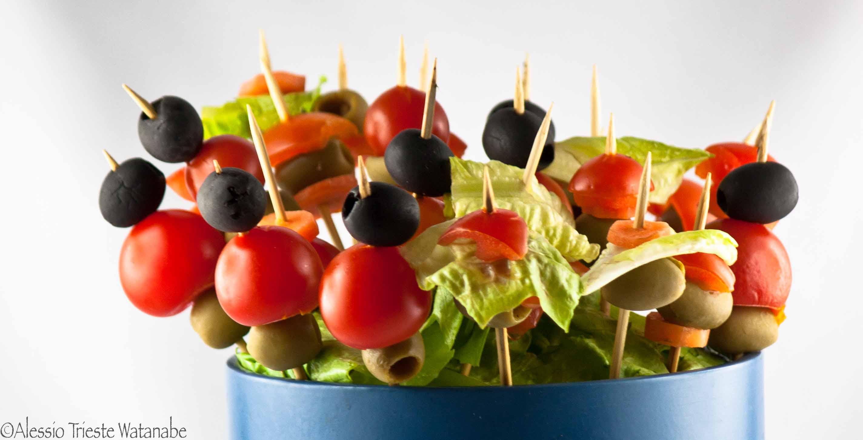 Composizione vegetali