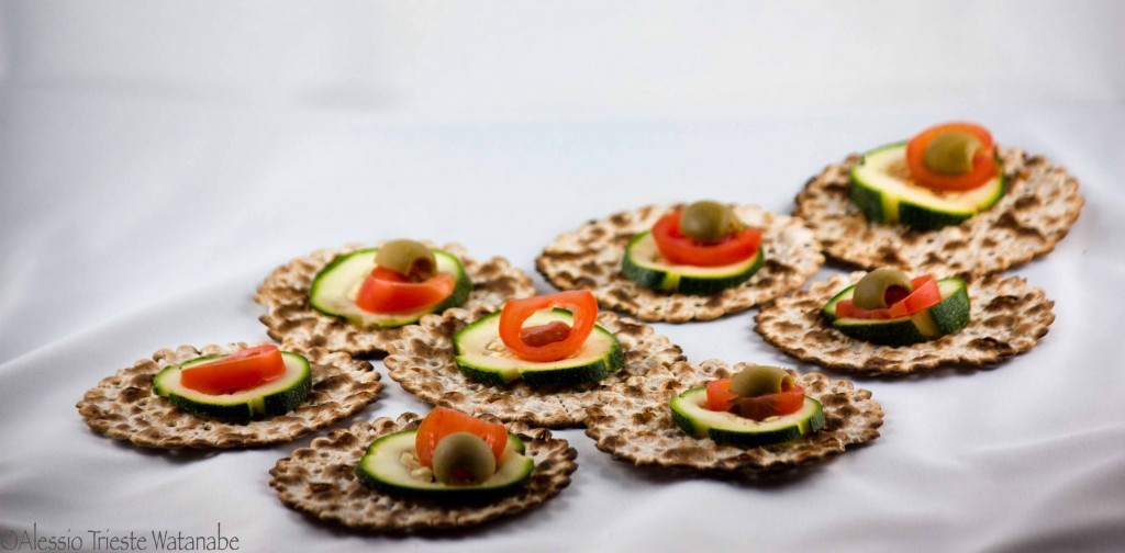 Tartine vegane