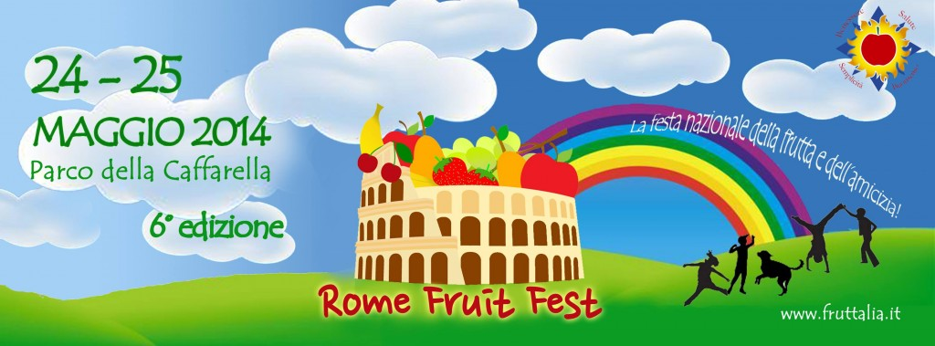 Copertina Rome fruit fest 2014web