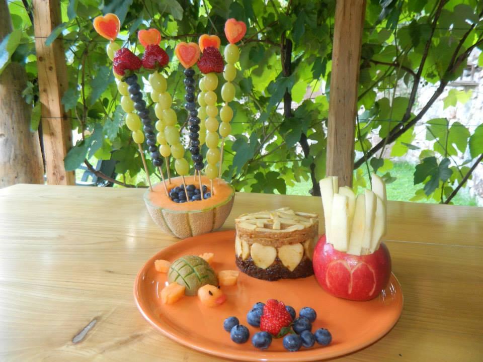 Ricette bambini la fruttaaaaa fruttalia for Ricette bambini