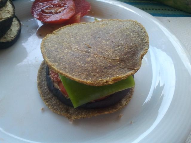 Hamburger di platano
