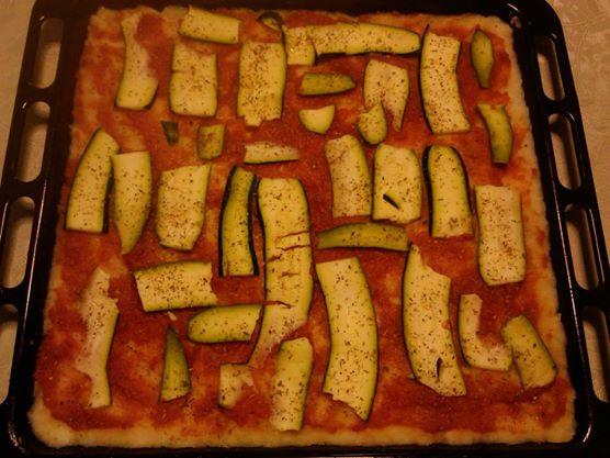 Pizza fruttaliana