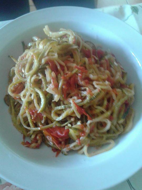 Spaghetti armonia