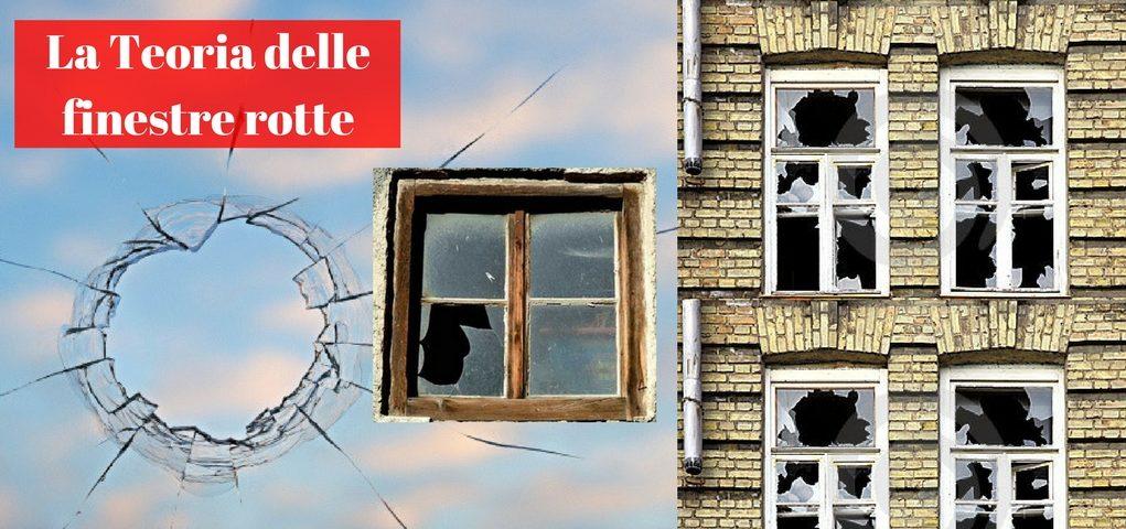La teoria delle finestre rotte fruttalia - Teoria delle finestre rotte sociologia ...